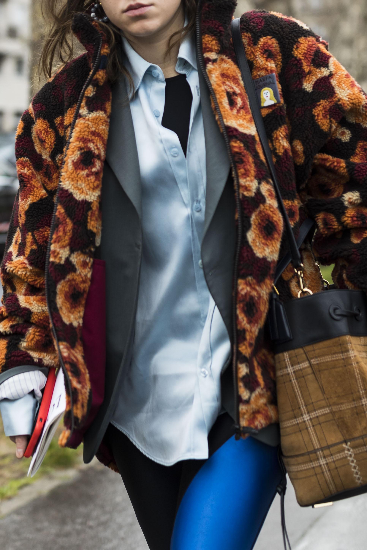 PFW, Paris, Street Style, Loewe, Ashley Gallerani Photography