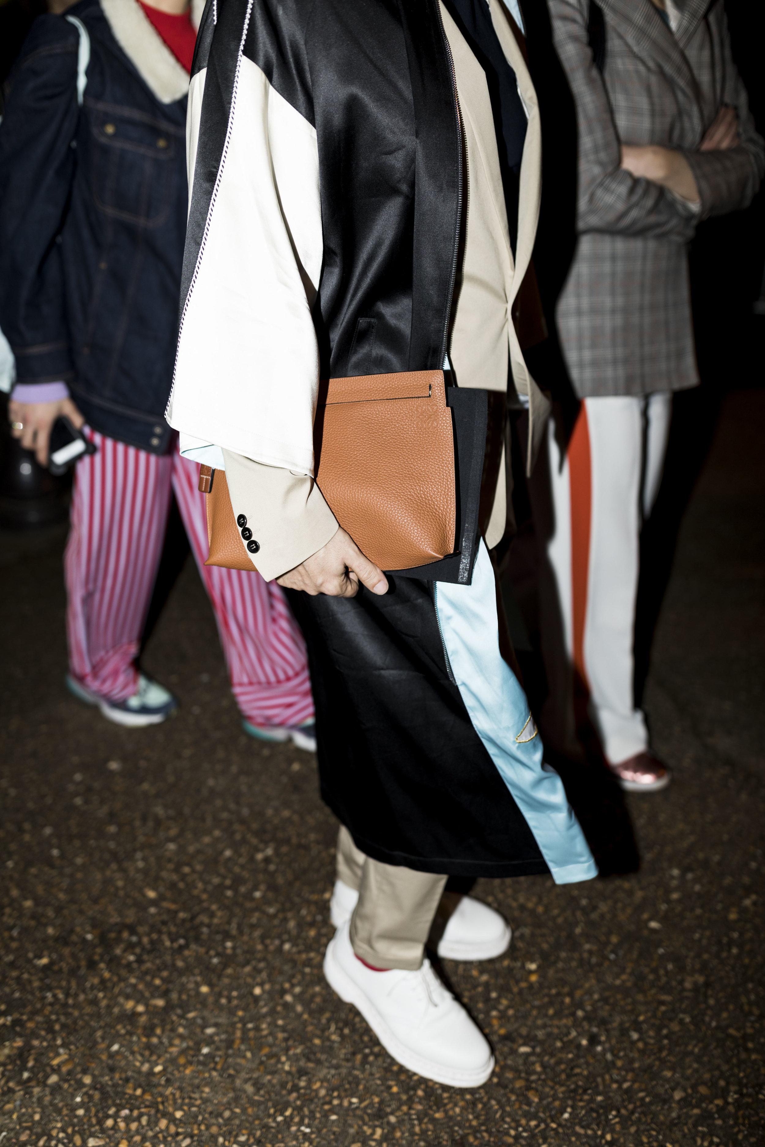PFW, Paris, Street Style, Yohji Yamamoto, Ashley Gallerani Photography
