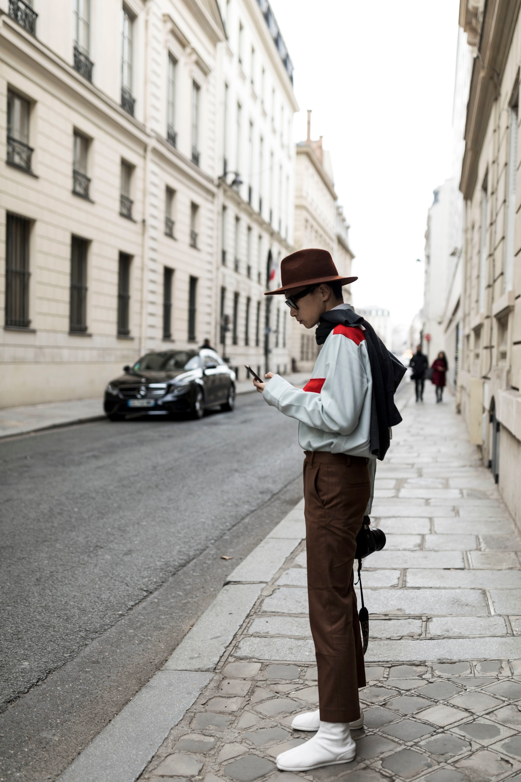 PFW, Paris, Street Style, Y/Project, Ashley Gallerani Photography