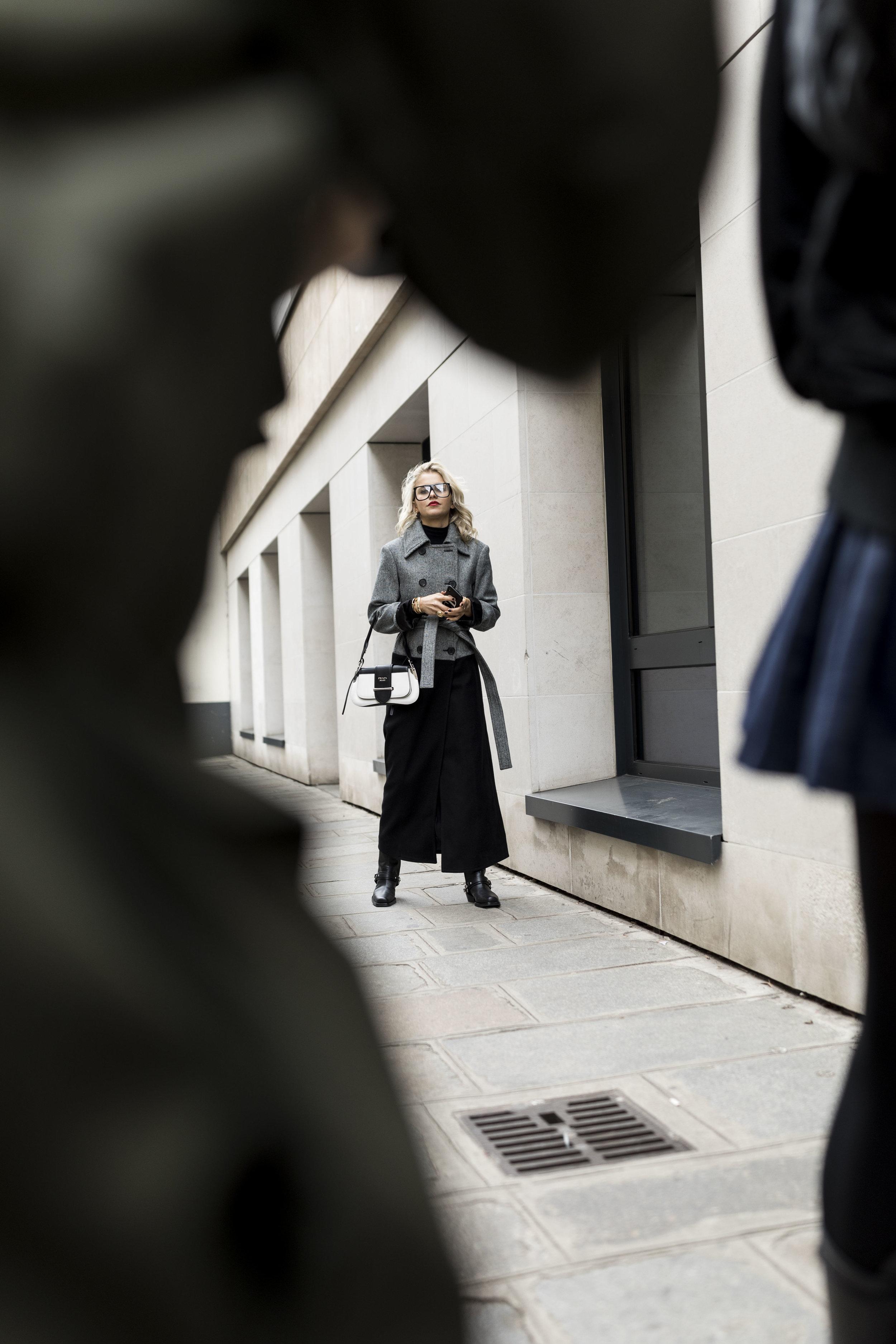 PFW, Paris, Street Style, Y/Project, Caro Daur, Ashley Gallerani Photography