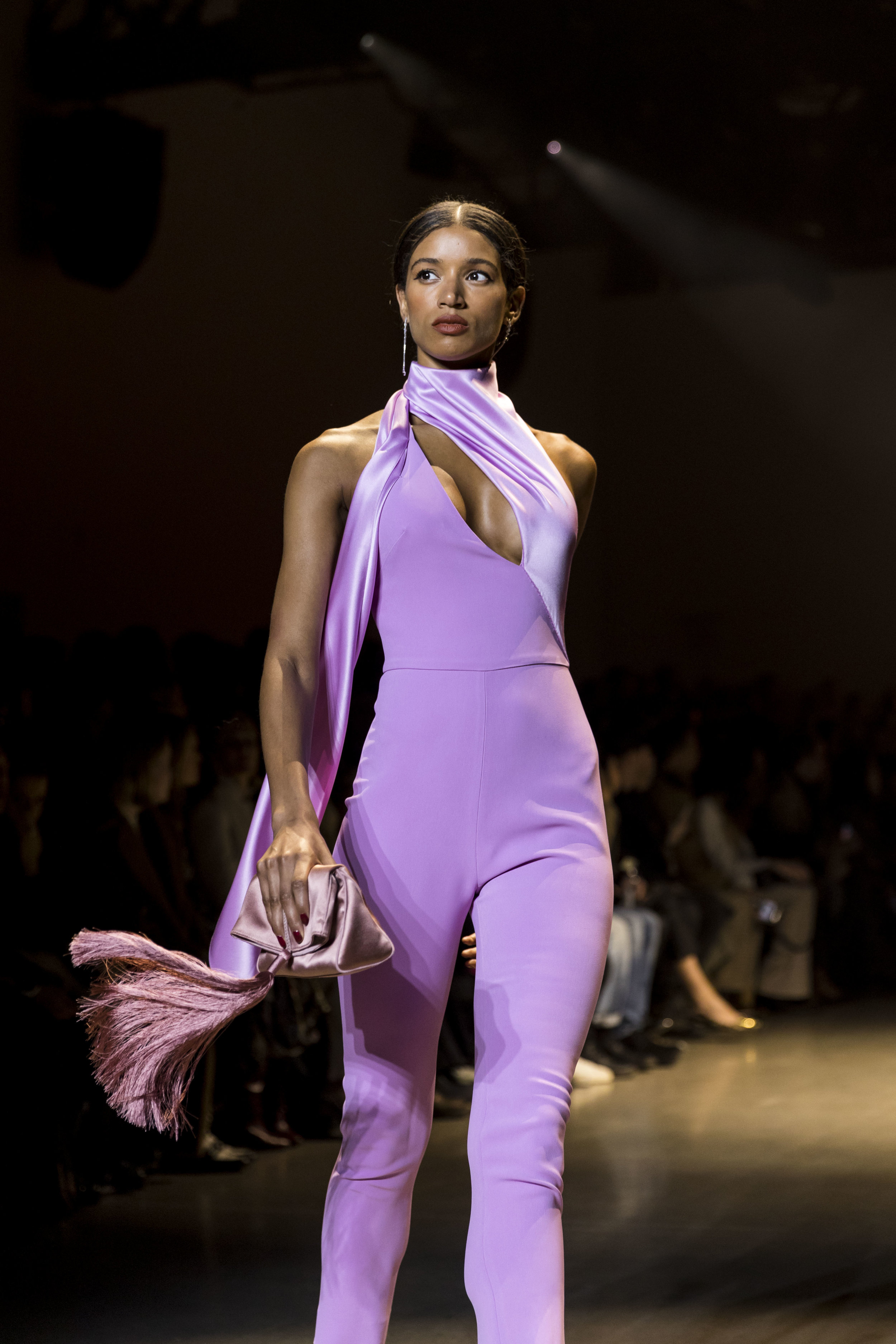 NYFW, NYC, Runway, Cushnie, Ashley Gallerani Photography