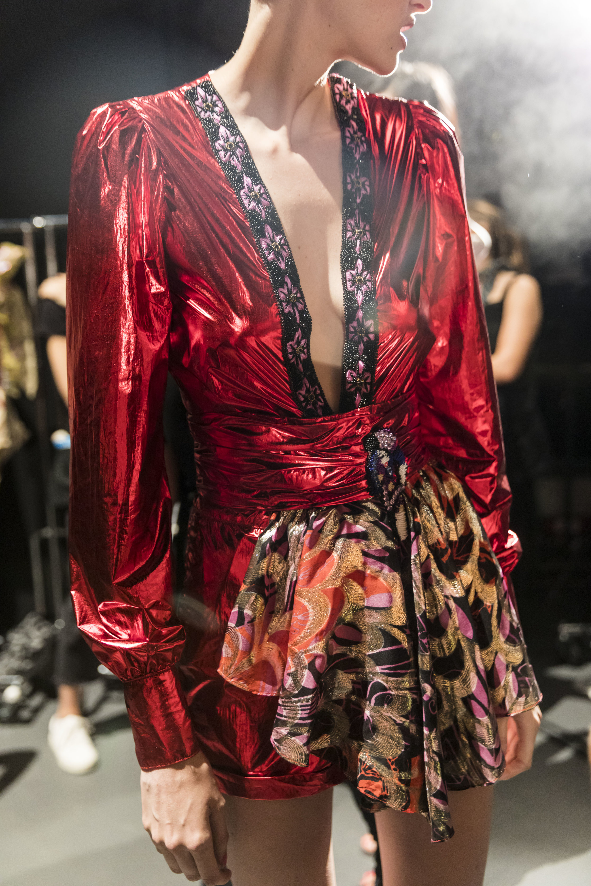 NYFW, NYC, Runway, Custo Barcelona, Ashley Gallerani Photography
