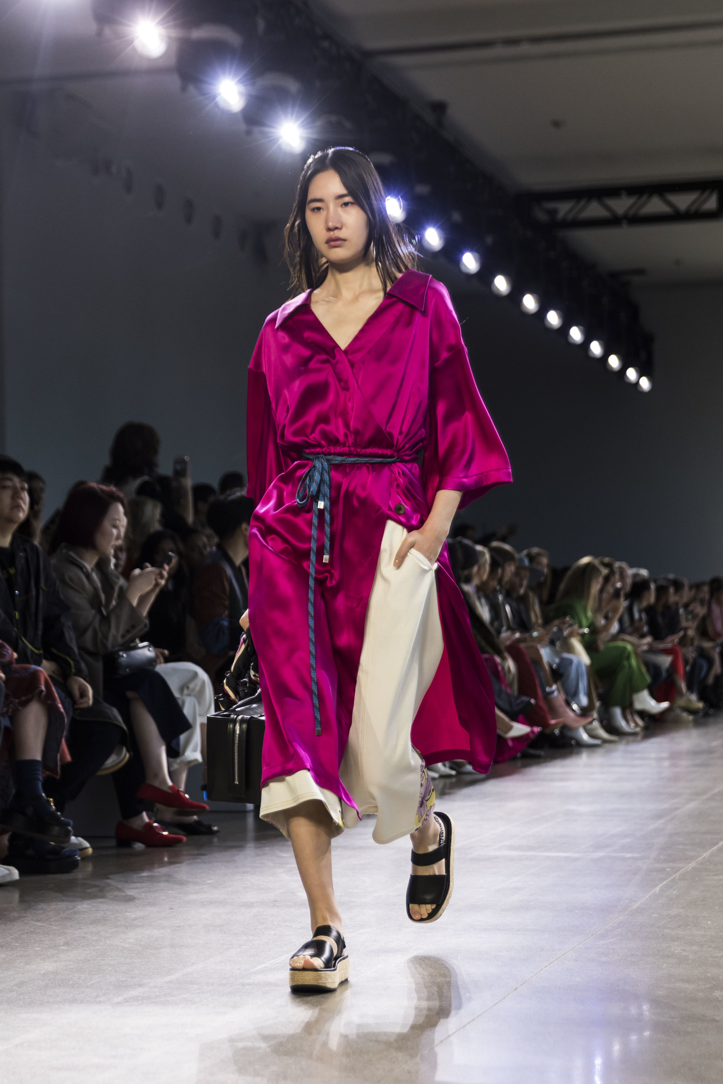 NYFW, NYC, Runway, Claudia Li, Ashley Gallerani Photography