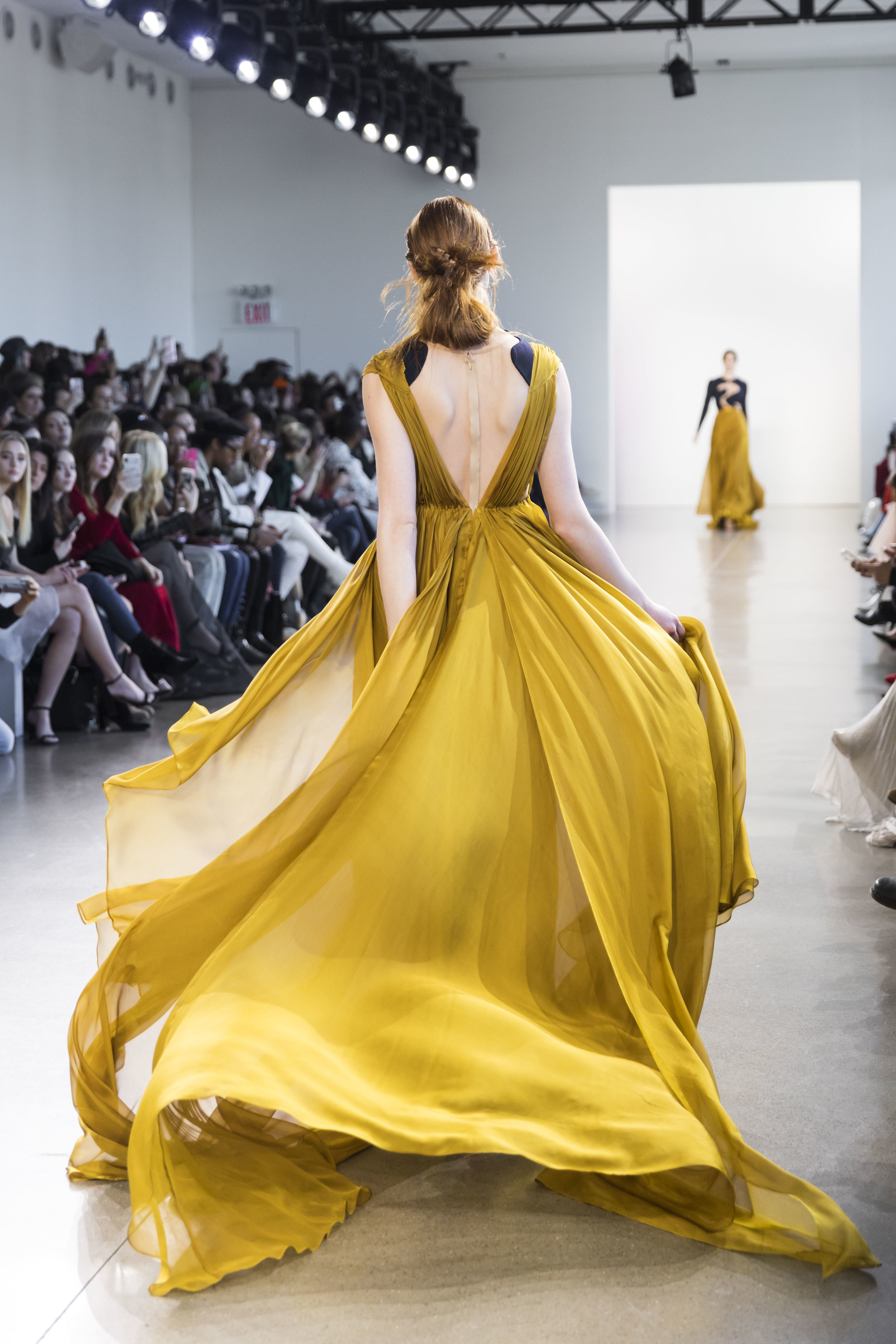 NYFW, NYC, Runway, Leanne Marshall, Ashley Gallerani Photography
