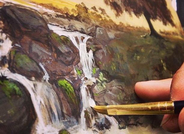 Fine Art & Commissions -