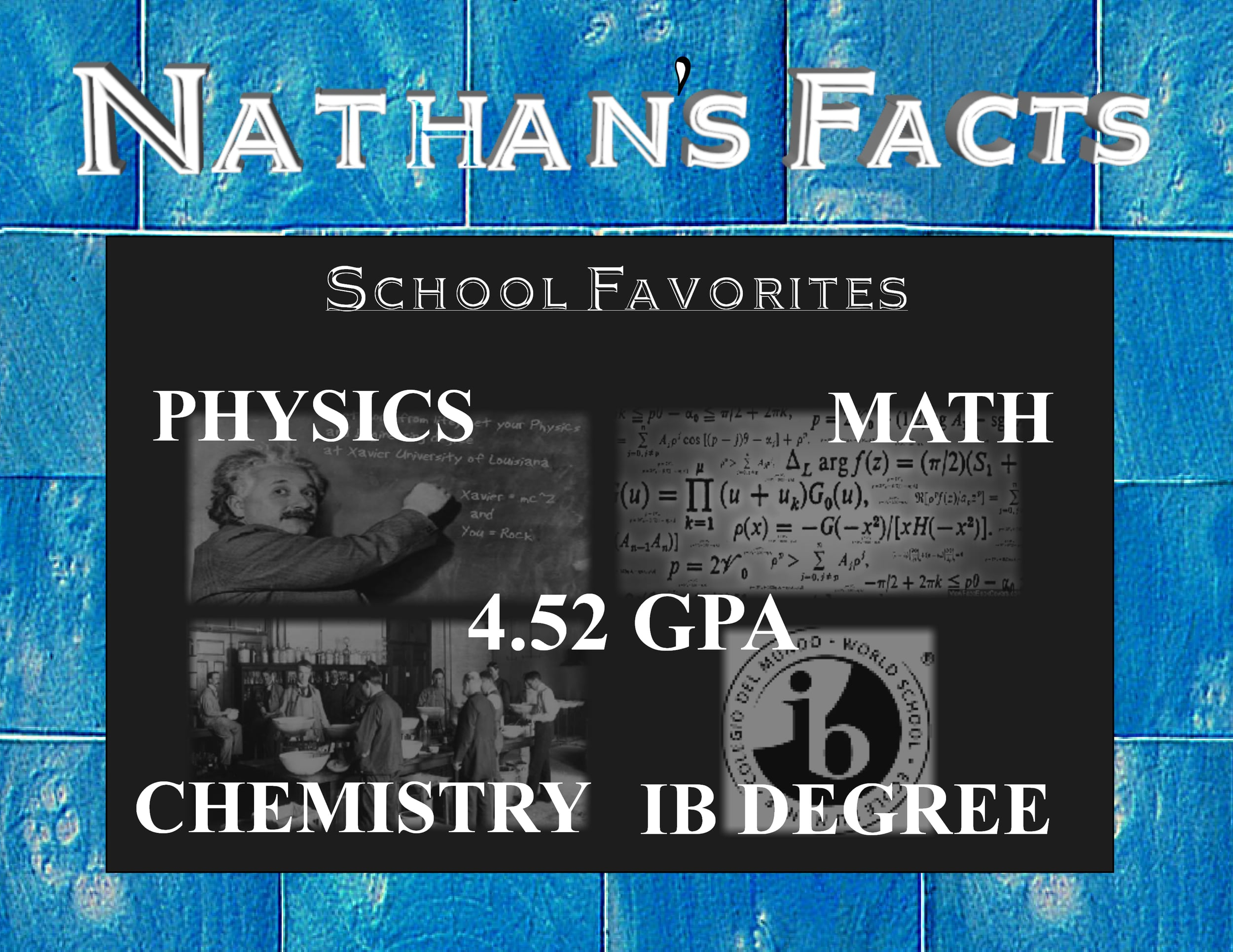 Nathans Facts School.JPG