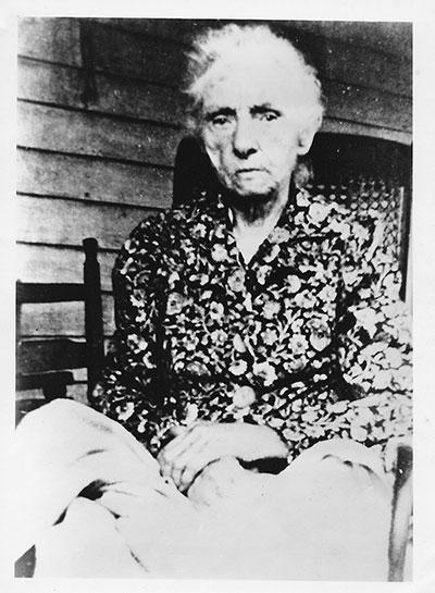 "Almarinda ""Allie"" Mae Smith Terry 1854-1938"