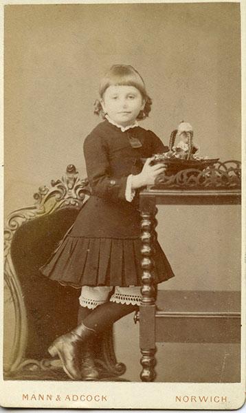 """Anna """"Annie"""" Vince 1877-1932"""