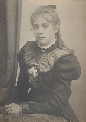 1900 - Martha Jane Atkinson