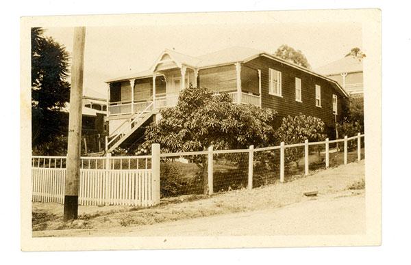 1940s Brisbane Home