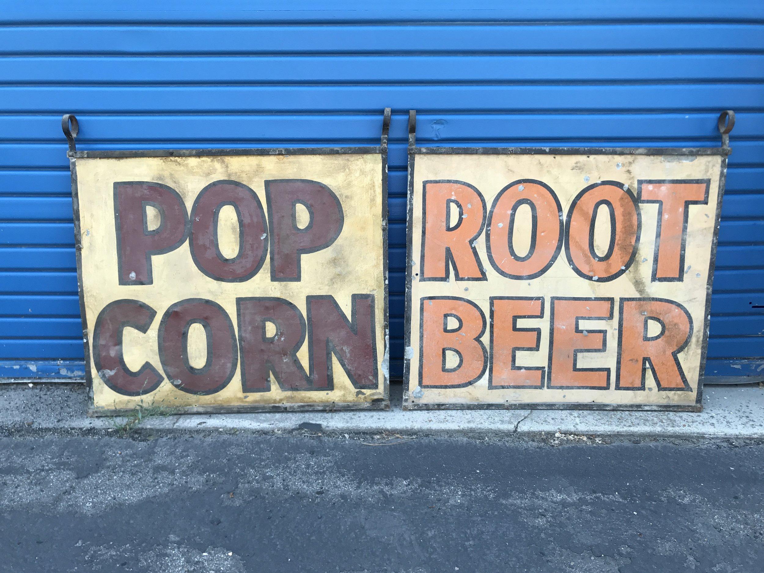 LISA Popcorn/Popcorn RootBeer/Popcorn