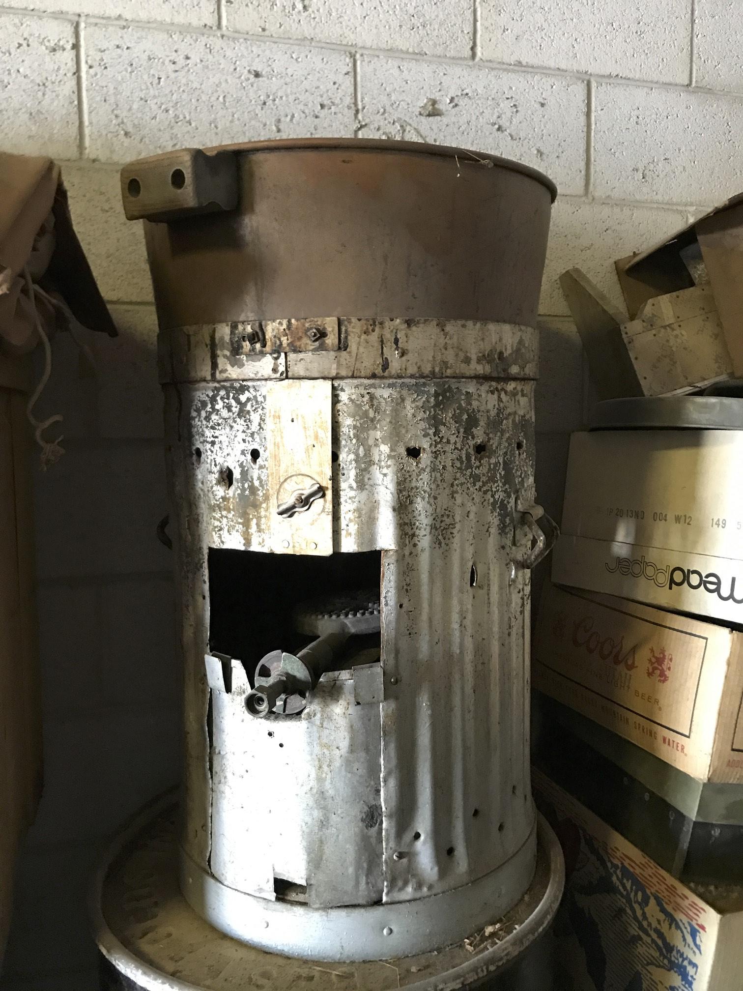 (13) caramel corn kettle cooker