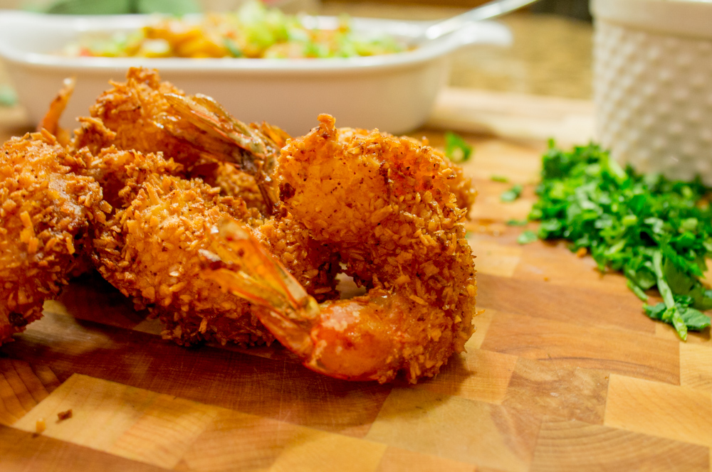 coconut-beer-battered-shrimp