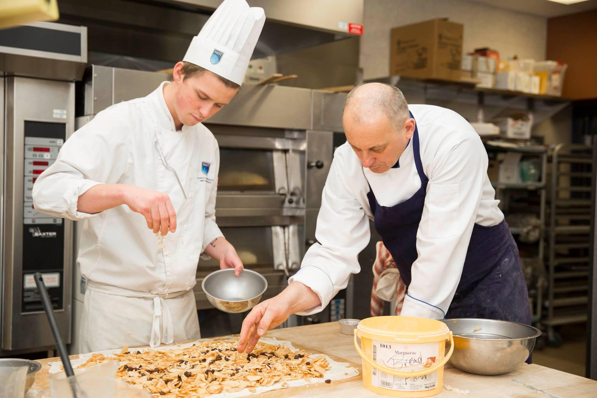 NAIT's Chef In Residence Program