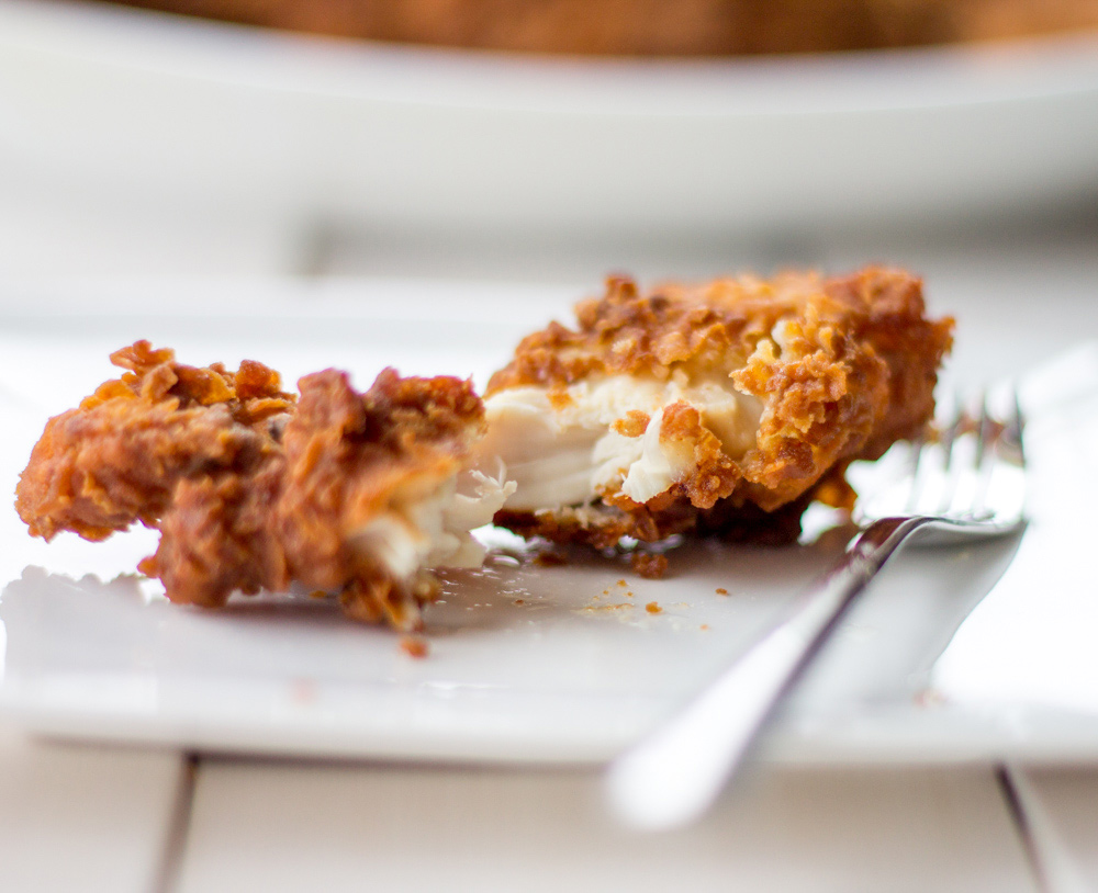 The Best Crispy Fried Chicken