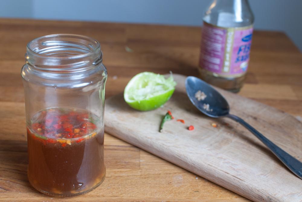 Vietnamese Noodles Sauce - Bake Braise & Broil