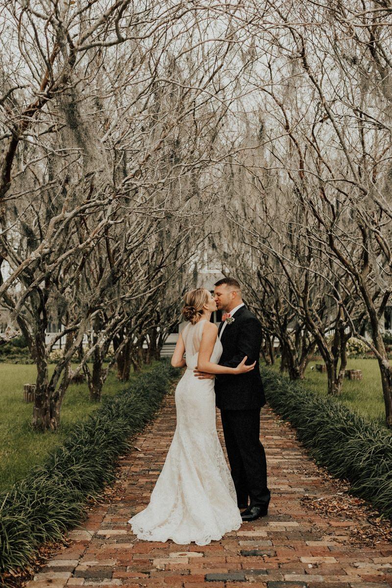 Kirk + Nicole | Palmetto Wedding