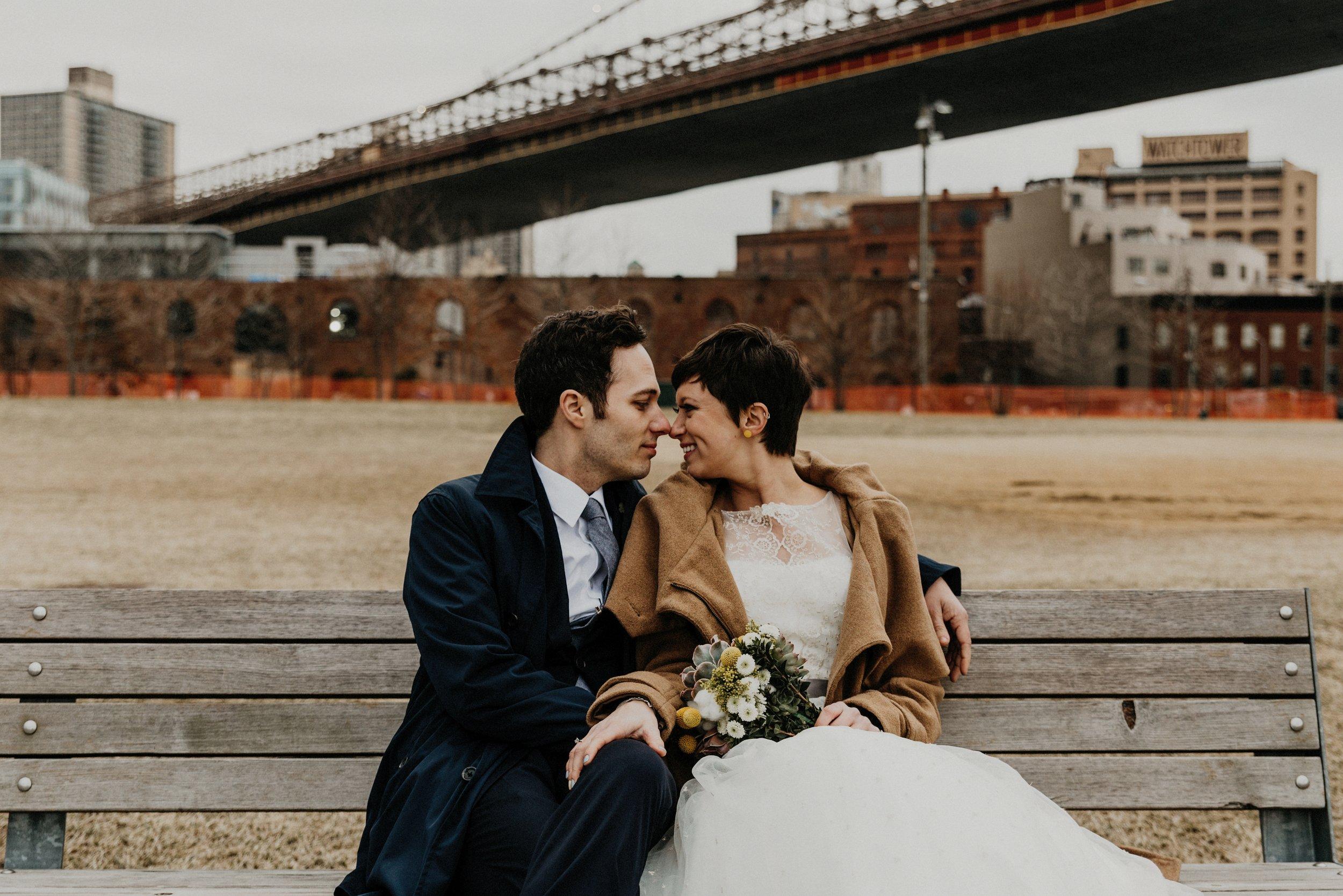 Philip + Ashley | NYC Wedding