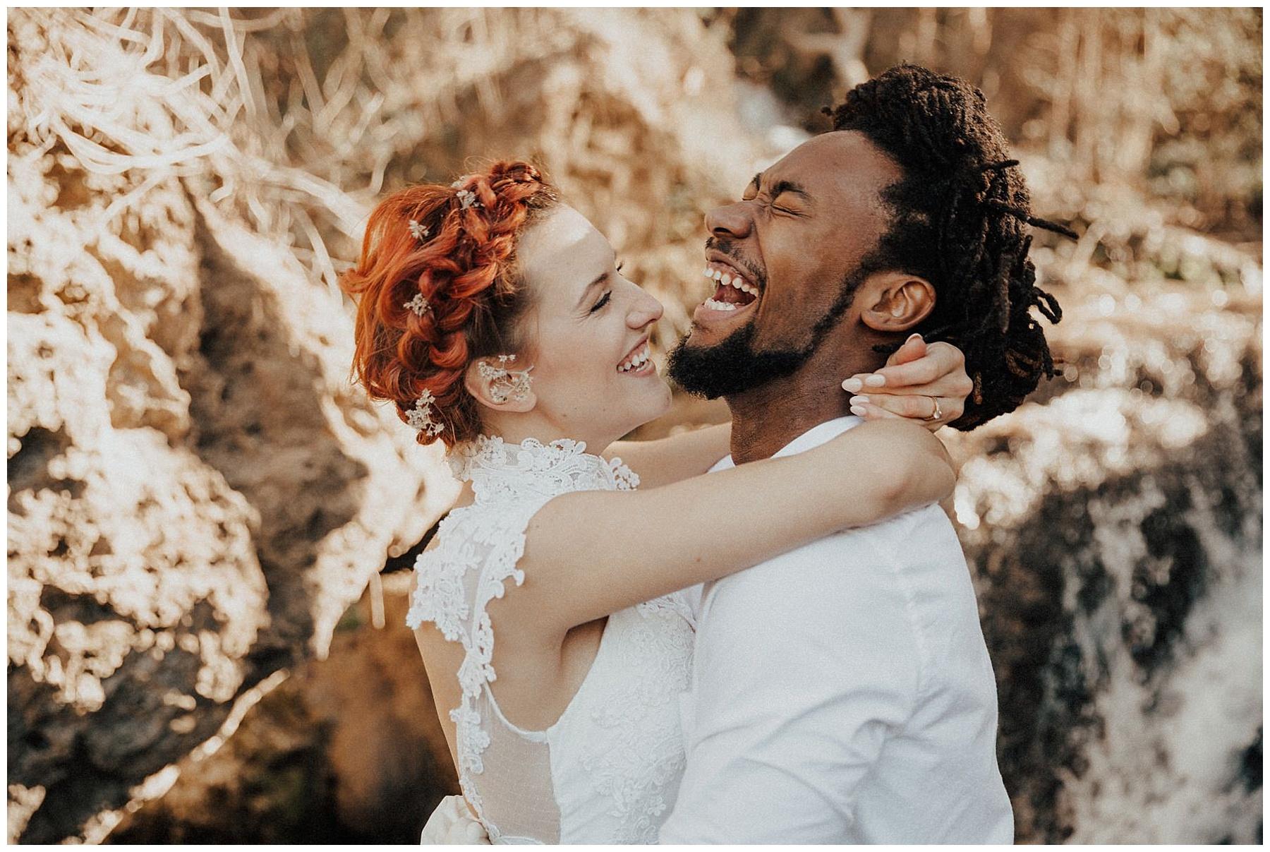 Malik + Kathryn | Texas Elopement