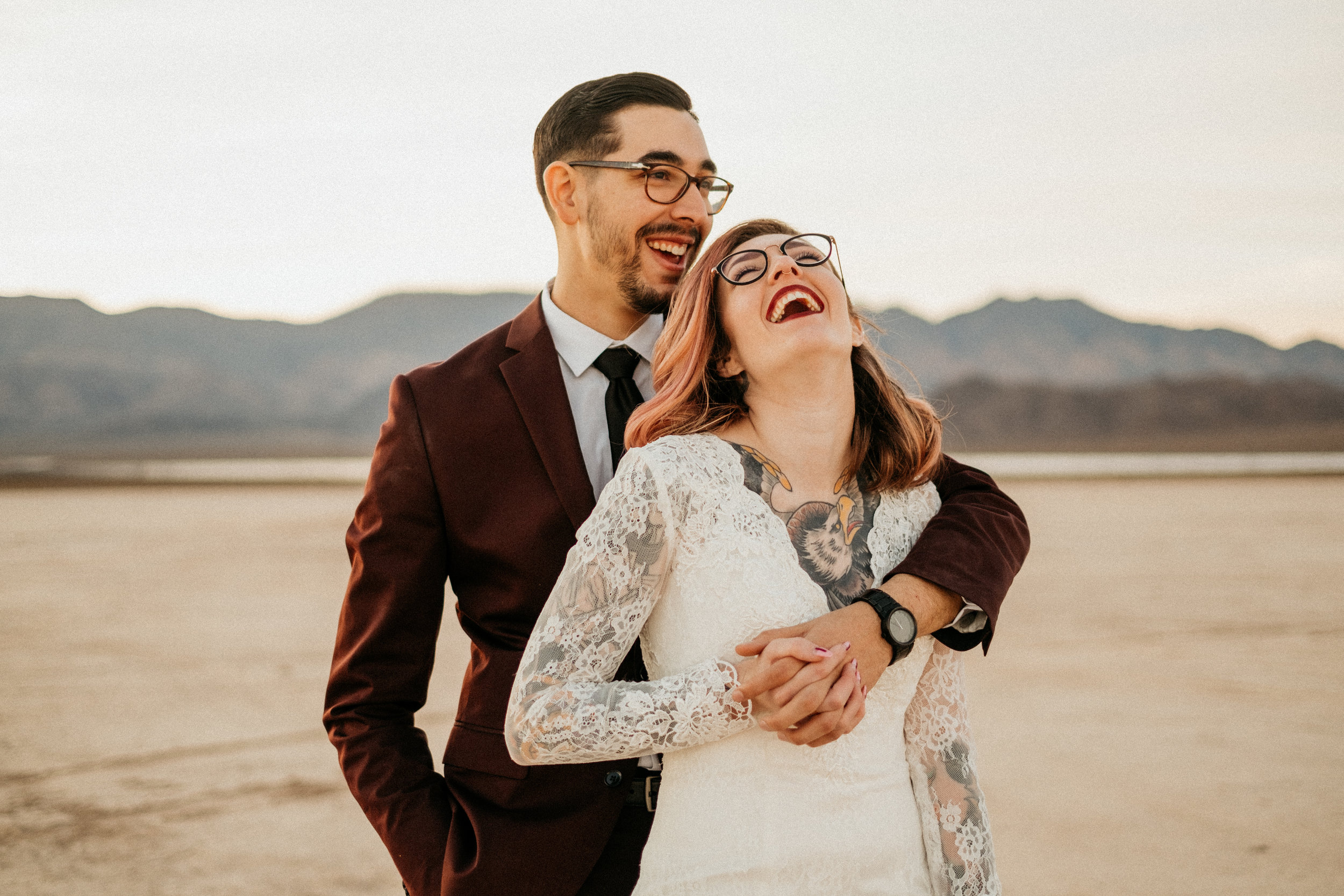 Joe + Dallas | Las Vegas | Elopement