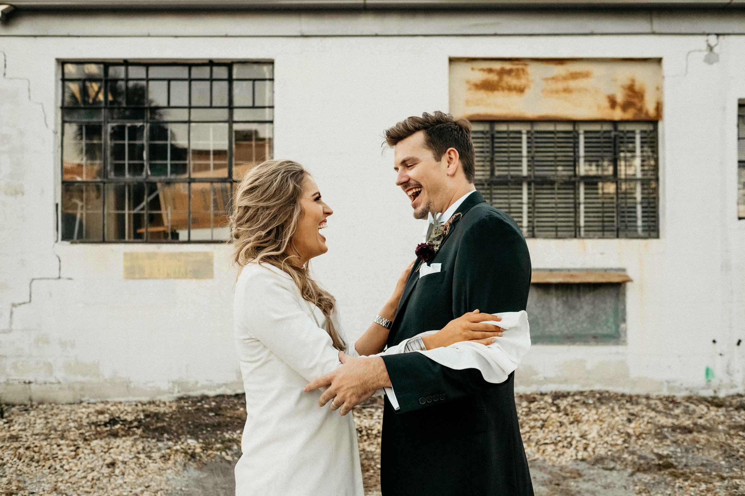 Copy of Alden + Jasah | Tampa | Intimate Wedding