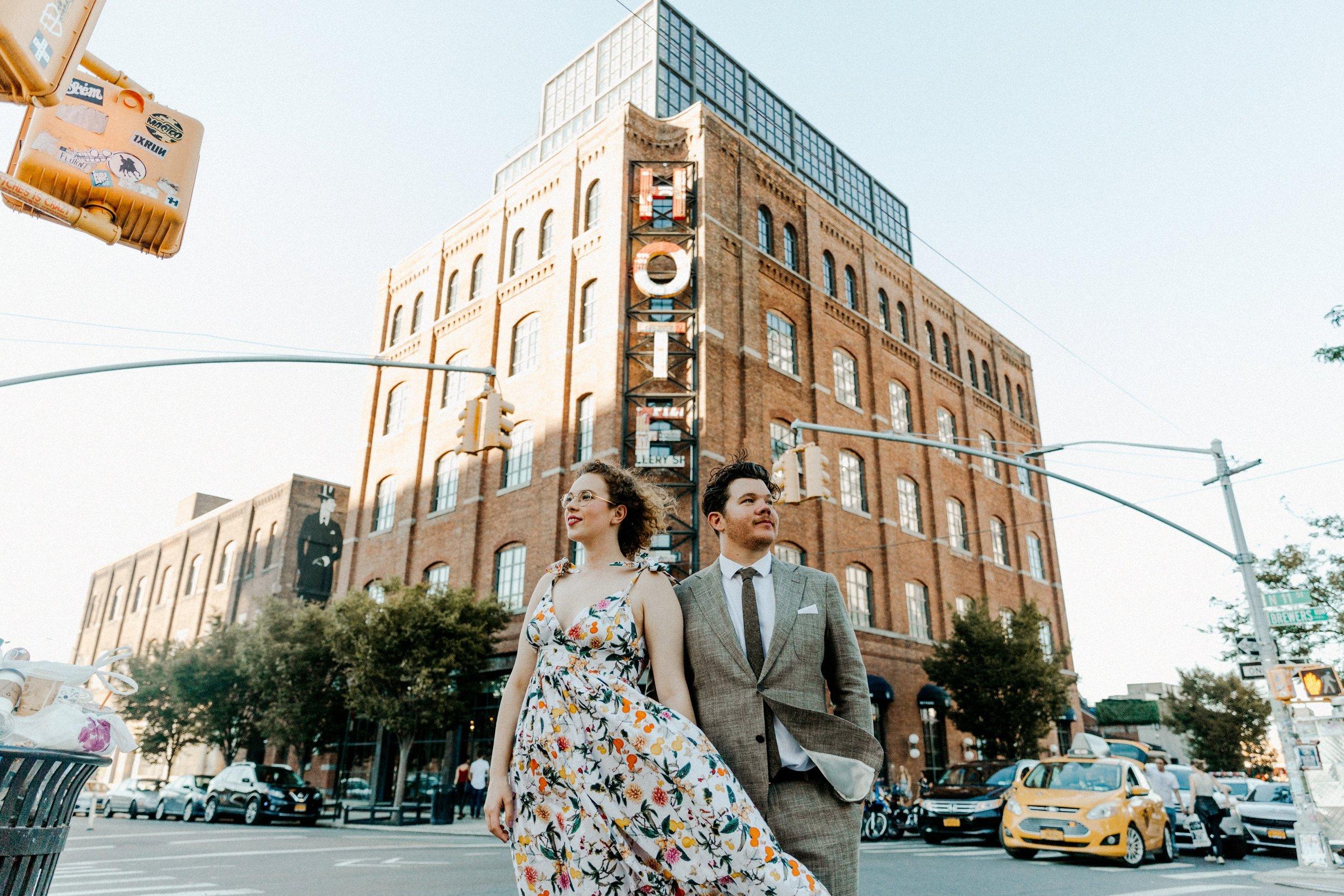 James + Kate | New York