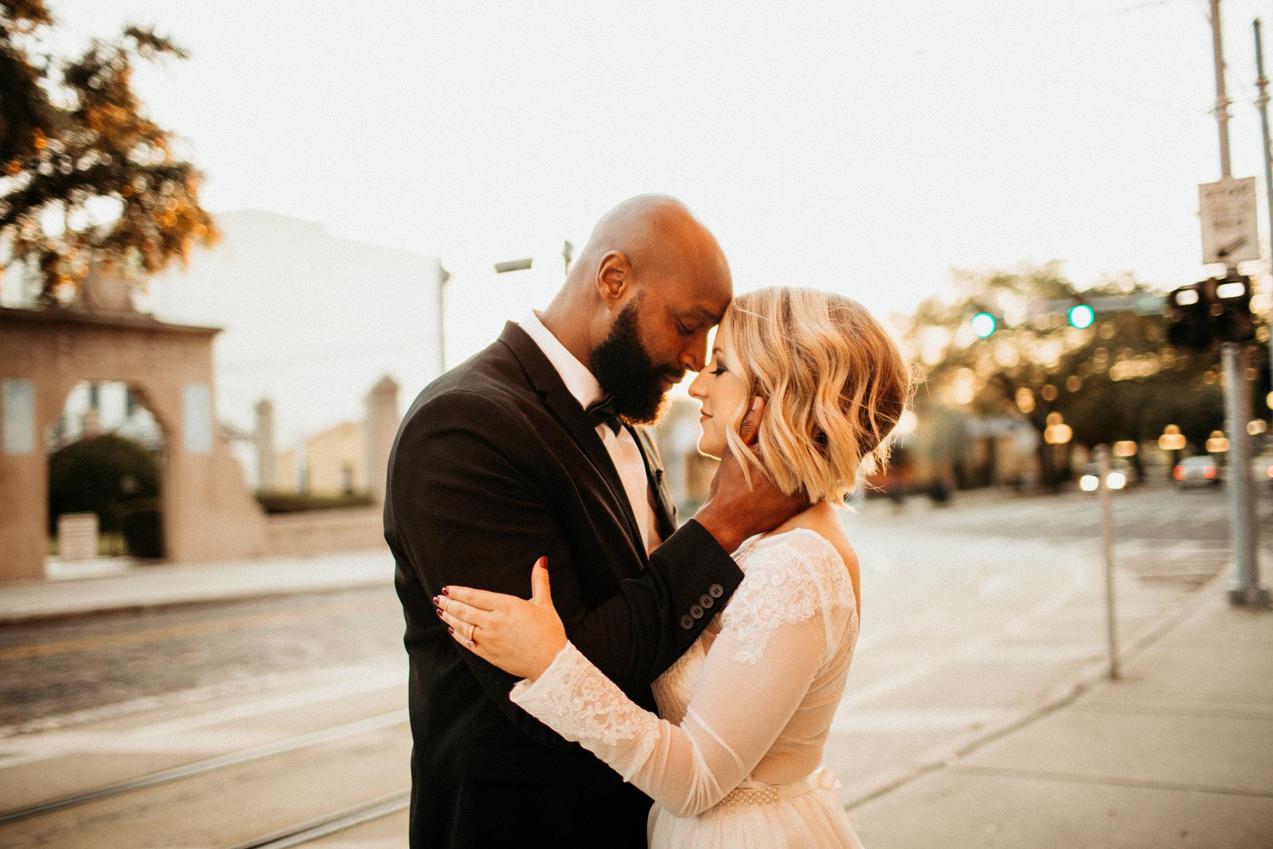 Craig + Sam | Tampa | Intimate Wedding