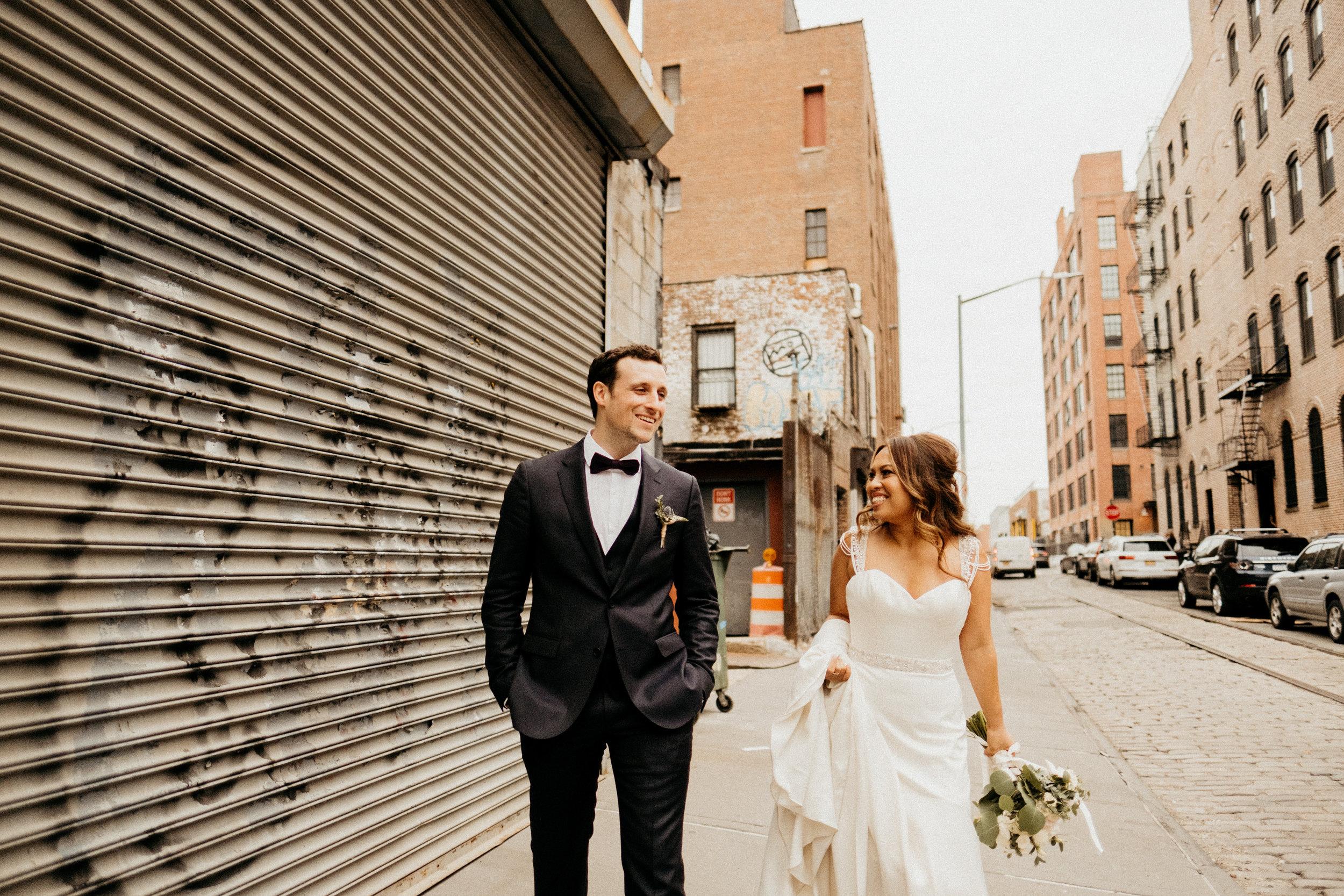 Julien + Katrina | NYC