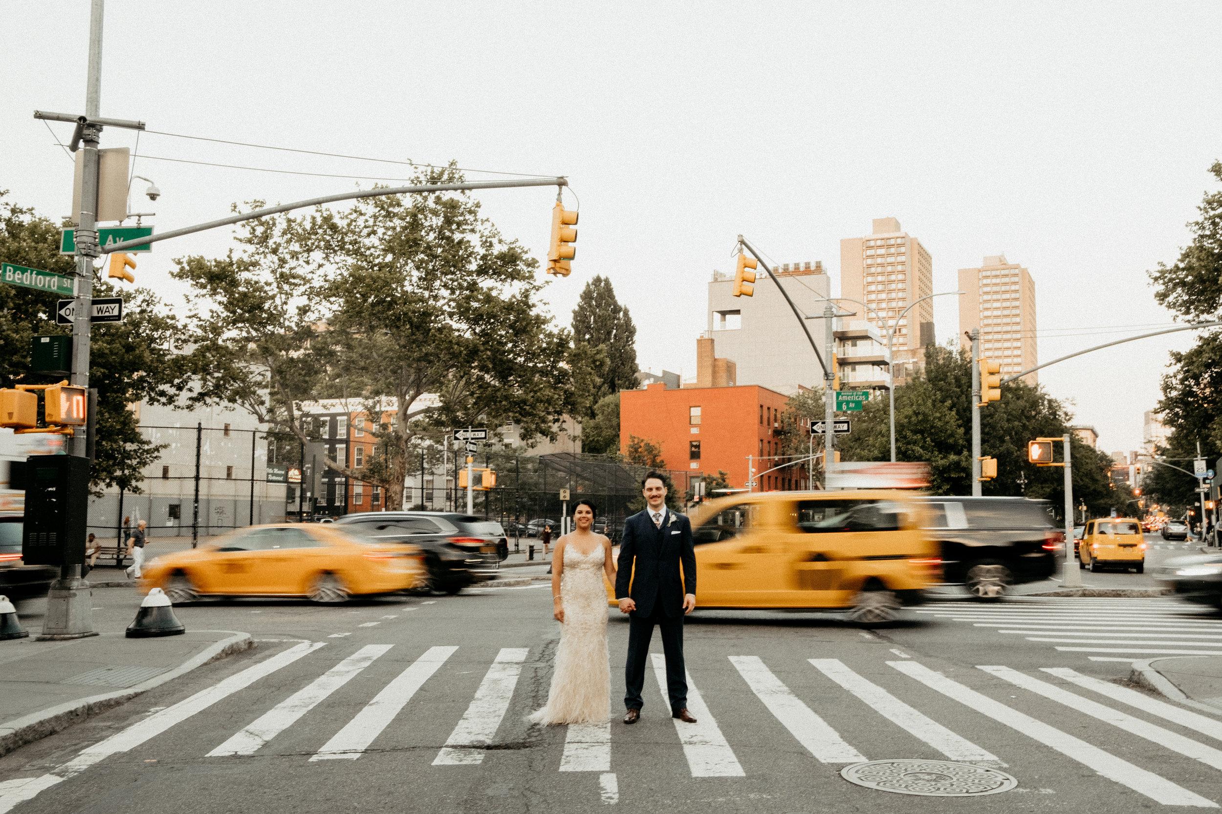 Matt + Andrea | NYC