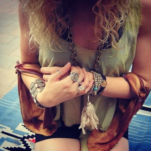 The handcrafted jewelry of   Studio Penny Lane.