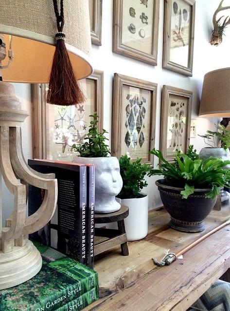Exquisite home accessories from Parker Paige Boutique.
