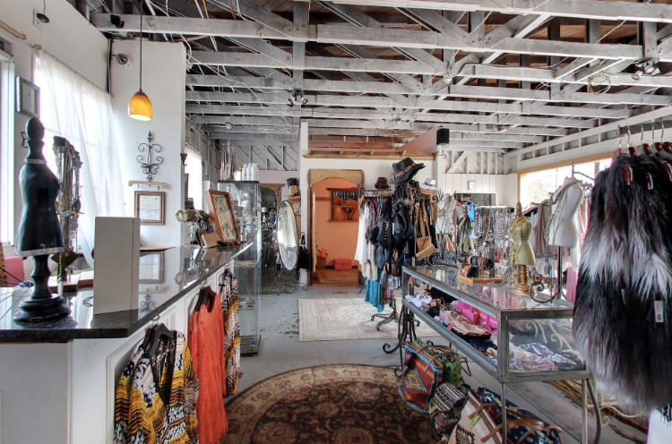 Drape yourself in boho chic fabulousness from Camellia Boutique, one of North County's hautest shopping spots.