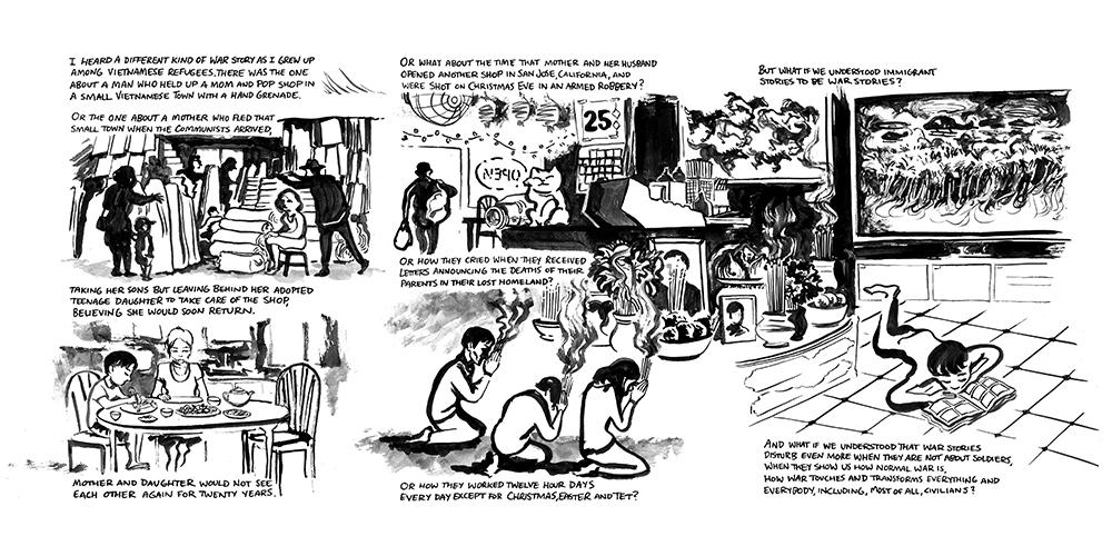 True War Stories, Written by Viet Thanh Nguyen for The Massachusetts Review