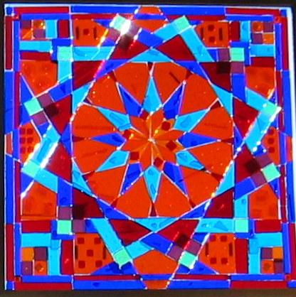 An Islamic like pattern