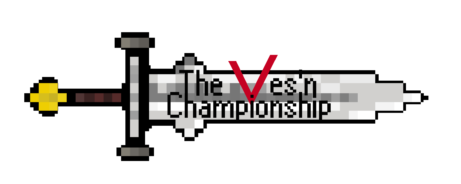 "The Ves'n Championship is a fast paced local multiplayer death-match game in which players fight to the death for supremacy. Players run and jump through levels dodging attacks and dealing devastating blows to their opponents. They will be required to think quickly and react even quicker to defeat their ""frienemies""."