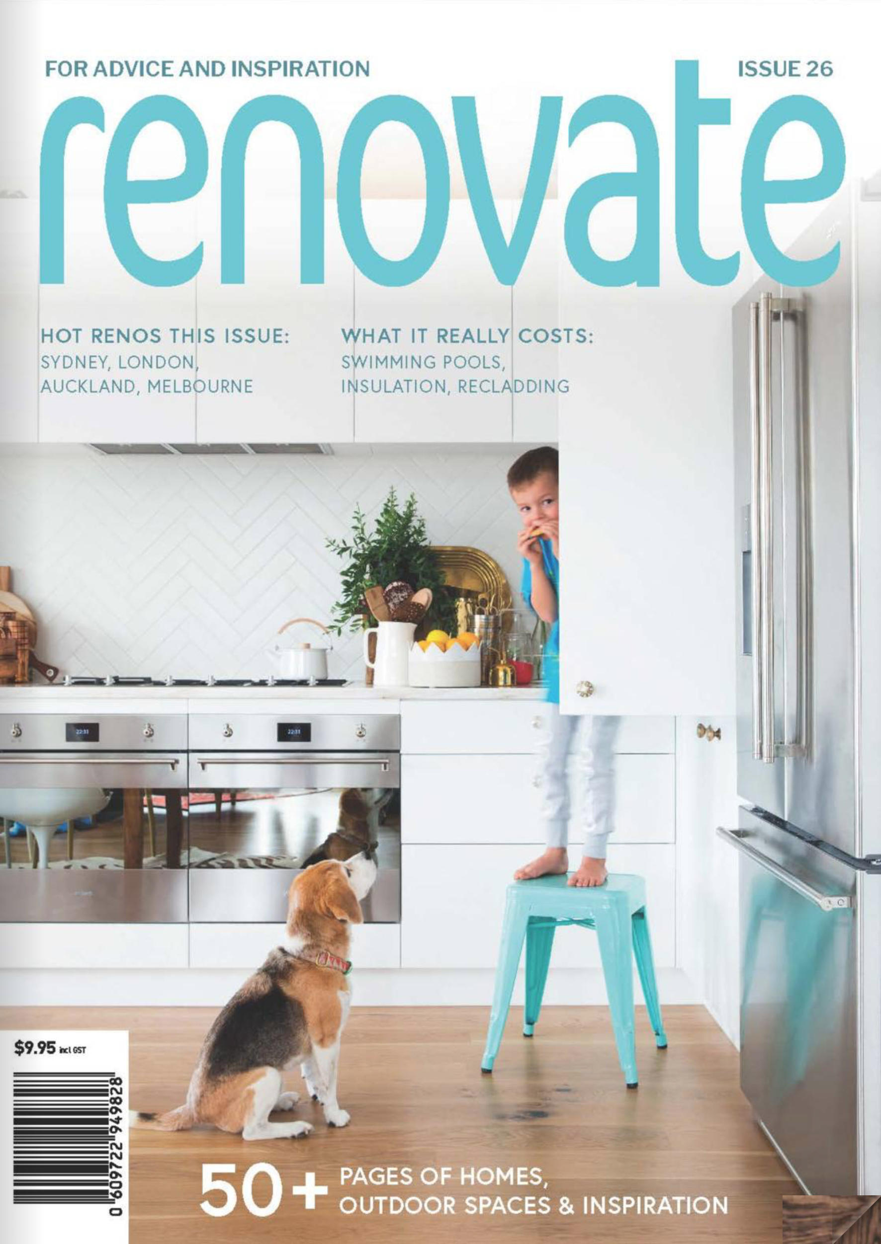 Renovate issue 26 NZ - Kylie and Paul Hinds Home