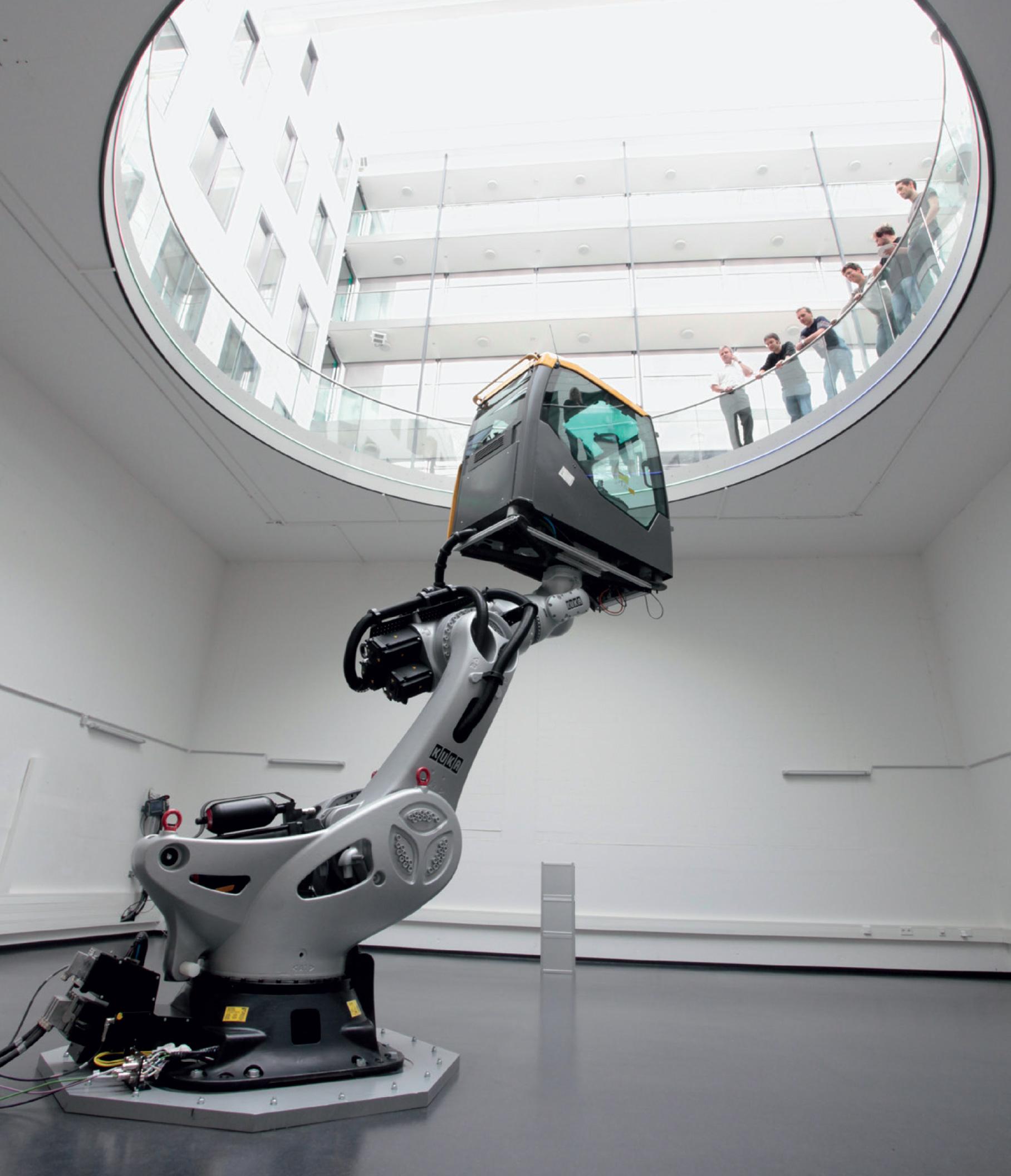 BEC Vehicle Simulator