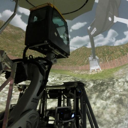 Interactive simulation
