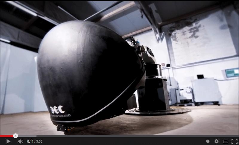 BEC 6DOF Robotic Simulators