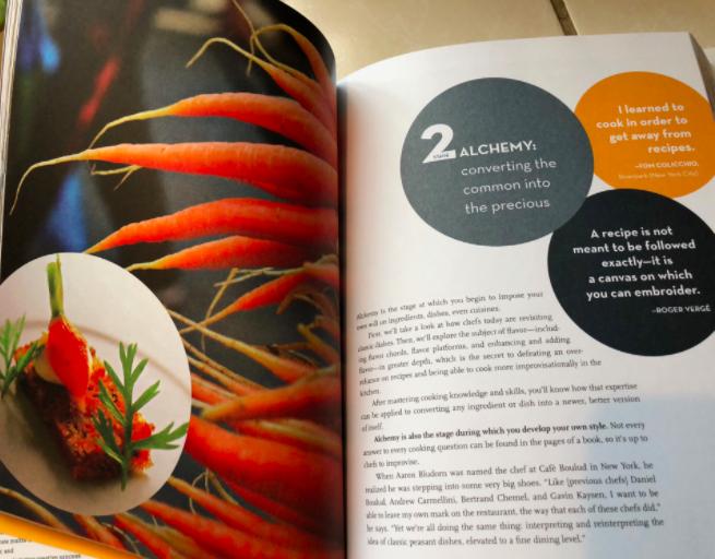 Kitchen Creativity Open Book