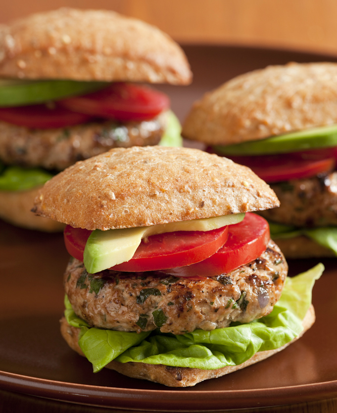 Herby Turkey Sliders