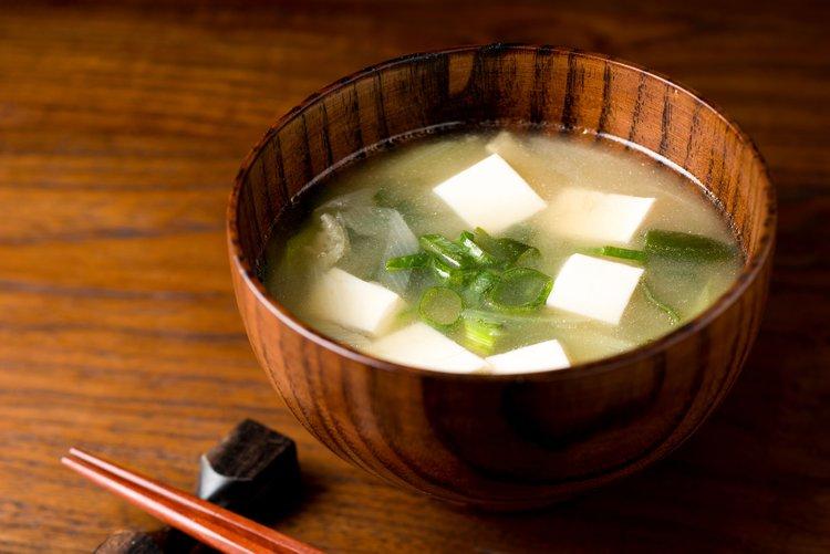Shiro Miso Soup - Rebecca Katz