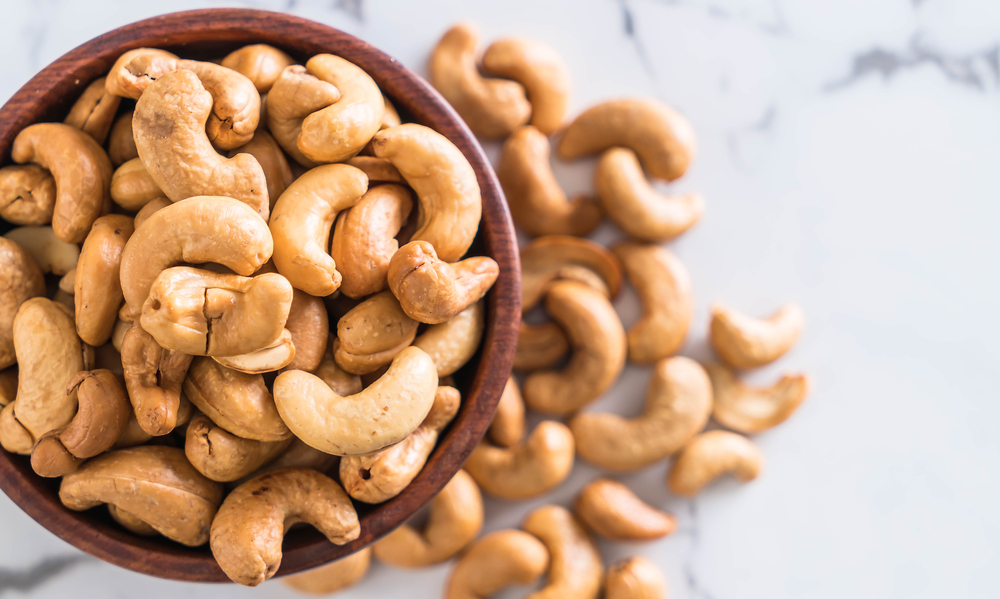 Coconut Curry Cashews - Rebecca Katz