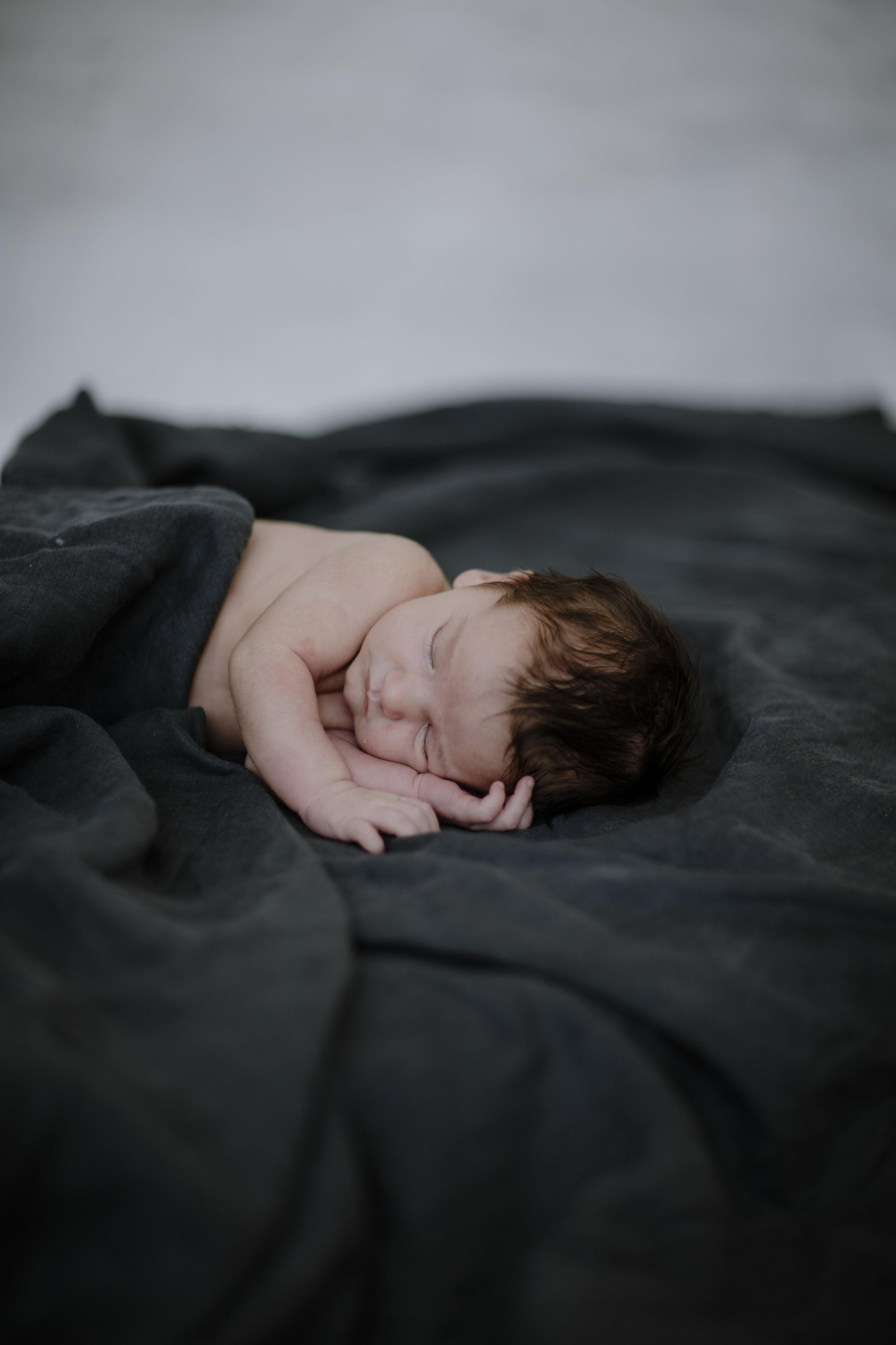 Nyfödd Ine