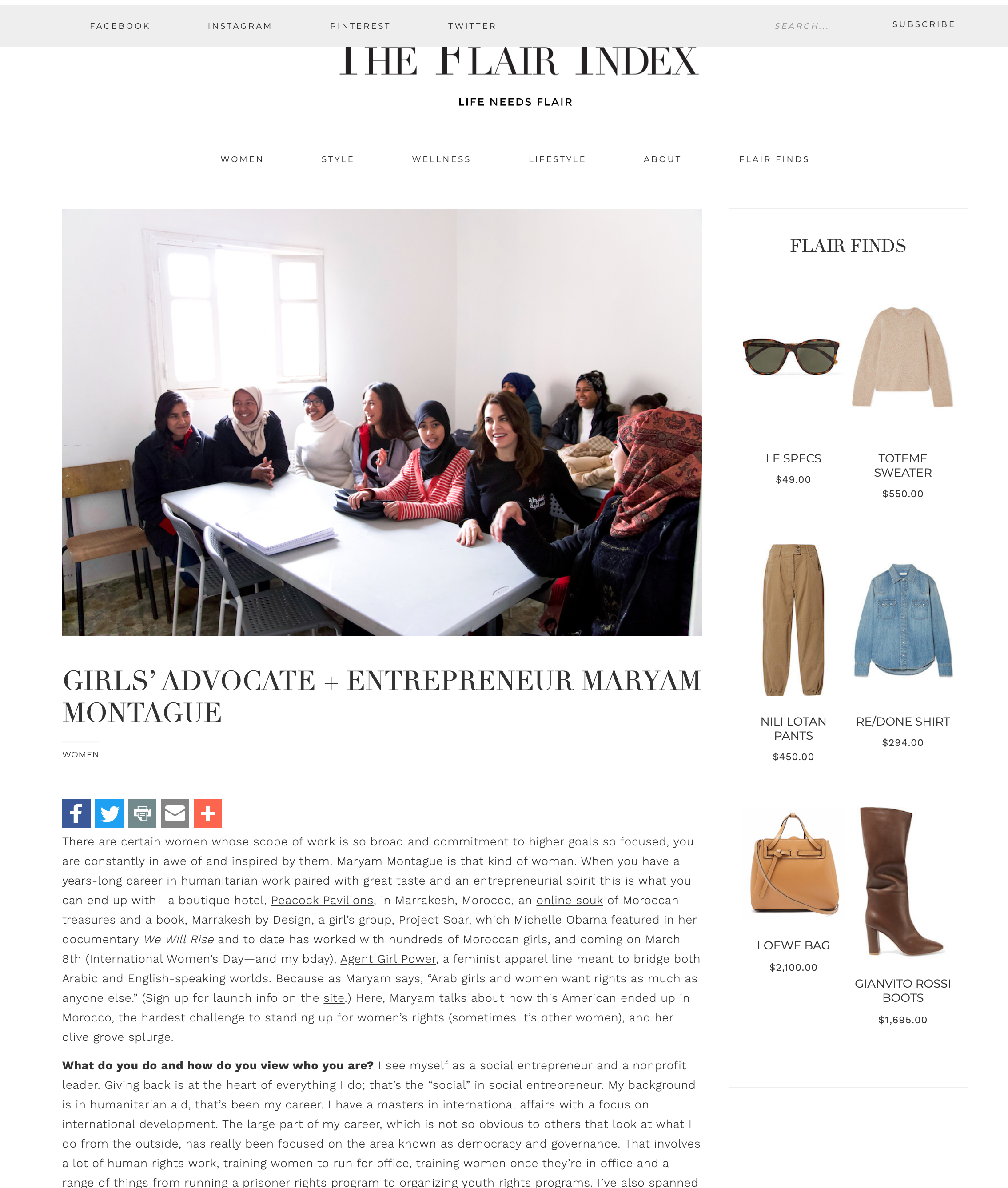 Girls  Advocate   Entrepreneur Maryam Montague — The Flair Index.png