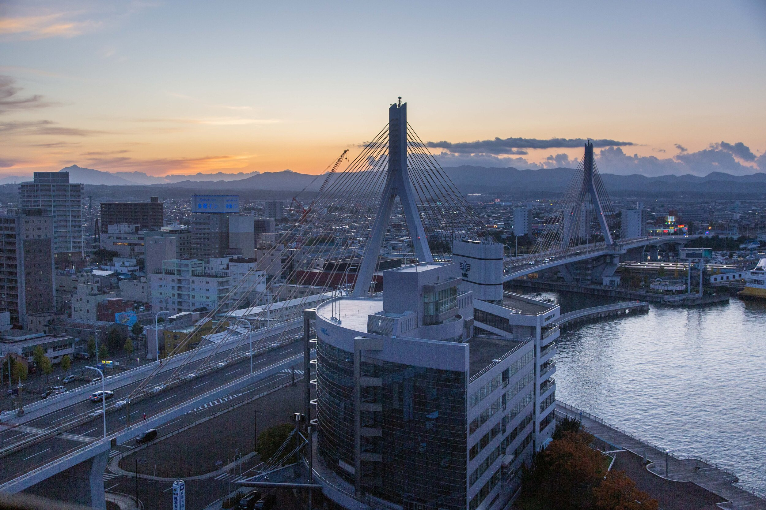 Aomori Bay Bridge 1