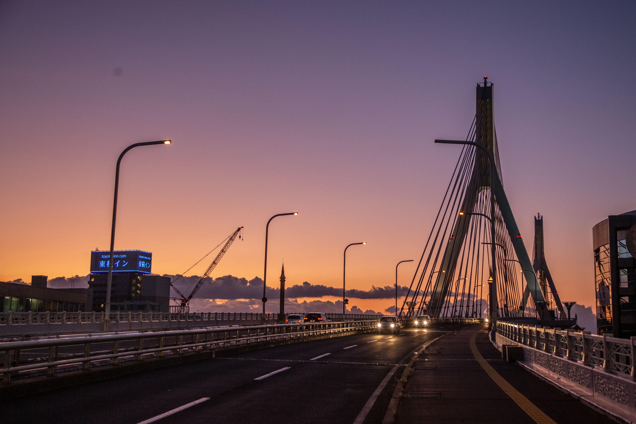 Aomori Bay Bridge 2