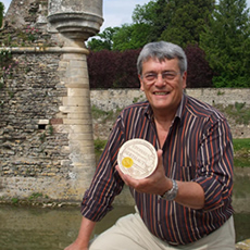 Epoisses Cheesemaker, Jean Berthaut