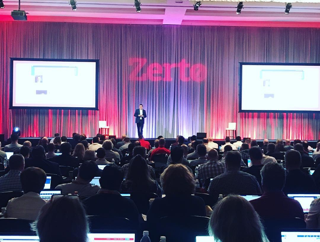 ED CARTER. CHIEF REVENUE OFFICER, ZERTO - Empire Selling received the highest rating possible (5 out of 5) at the Zerto 2019 Sales Kick-Off. By the end of the session, 300+ Zertonians were equipped with modern prospecting techniques to build pipeline, maximize deal sizes and shorten sales cycles. Empire Selling was a great investment. I'd recommend Empire Selling without reservation.
