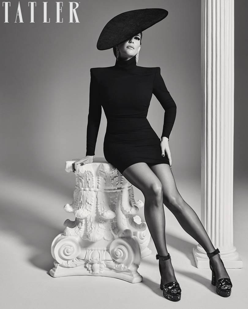 Liv Tyler - Tatler Magazine Cover